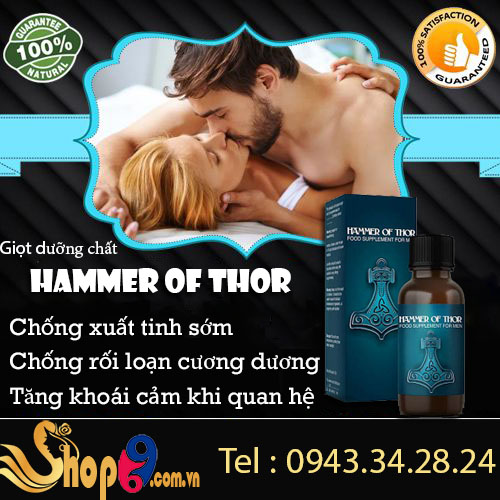 hammer of thor 12