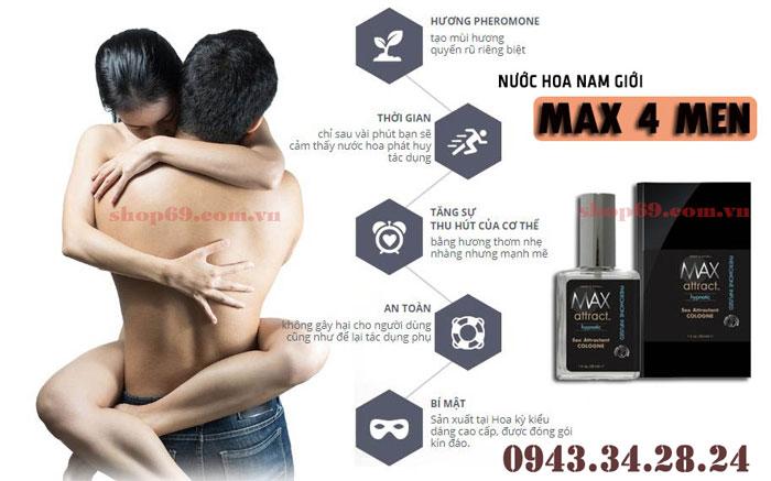 công dụng và cách sử dụng nước hoa kích dục