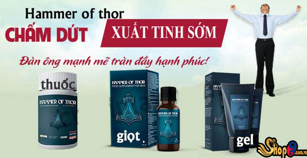 hammer of thor 1