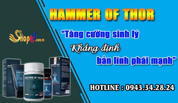 hammer of thor 122