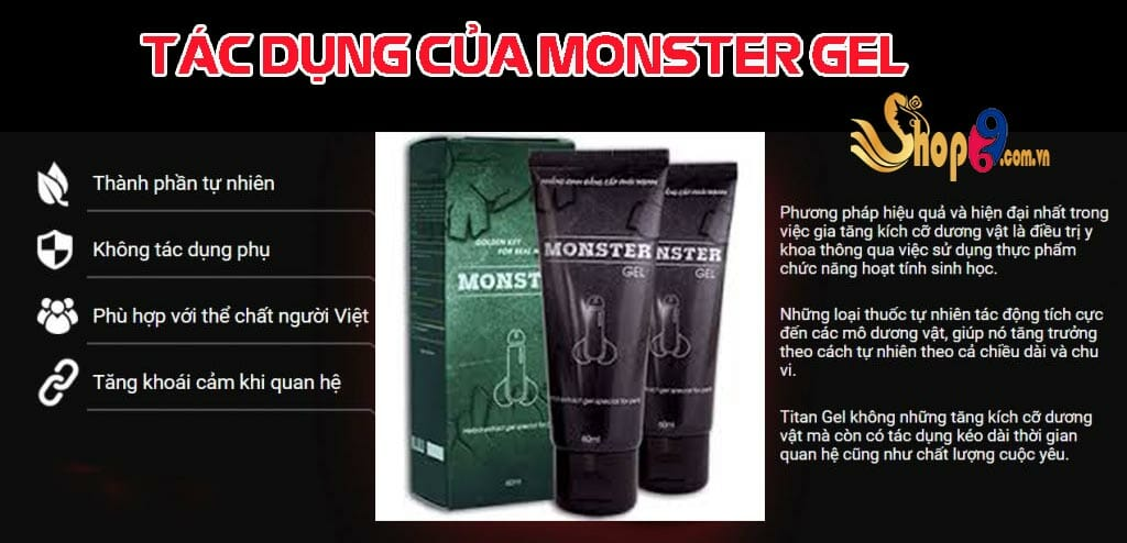 monster gel 1