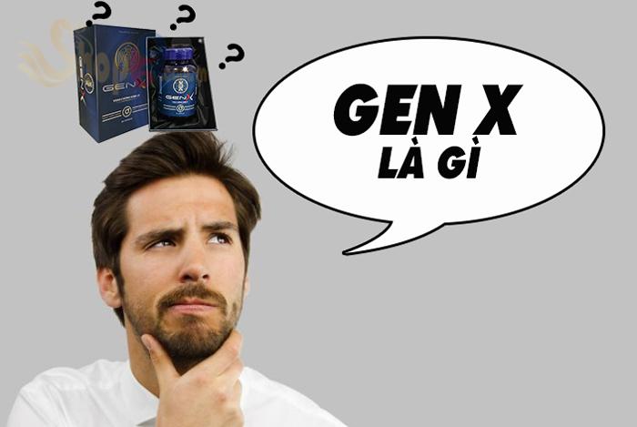 gen x là gì