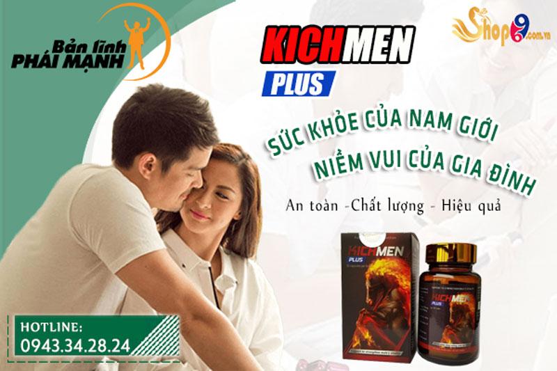 kichmen plus lừa đảo