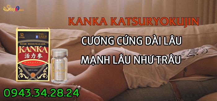 thuốc bổ thận kanka katsuryokujin có tốt không