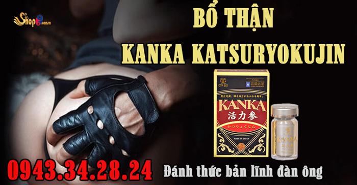 kanka katsuryokujin có hiệu quả không