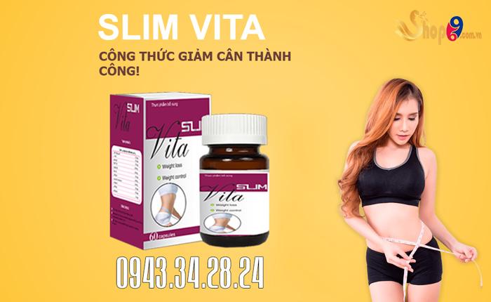 giảm cân slim vita có tác dụng trong bao lâu