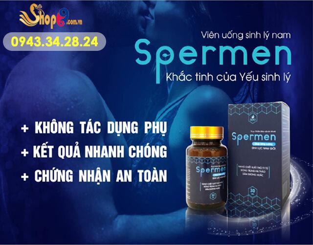 công dụng spermen