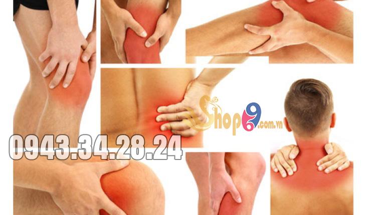 nguyên nhân đau xương khớp