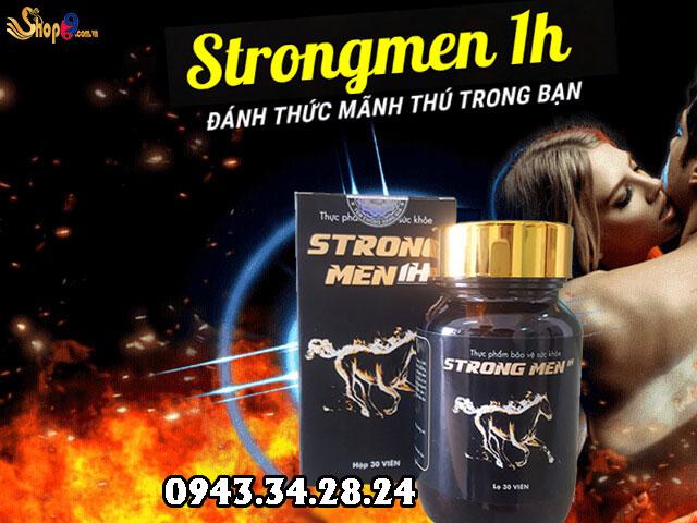 Strongmen 1H giá bao nhiêu
