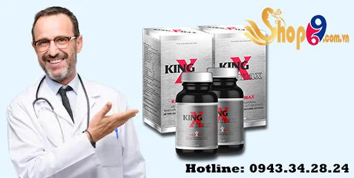 chuyên gia đánh giá king x max