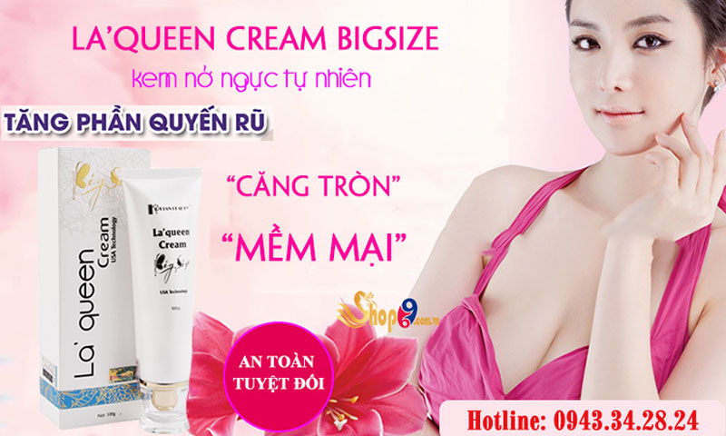 La'queen Cream BigSize