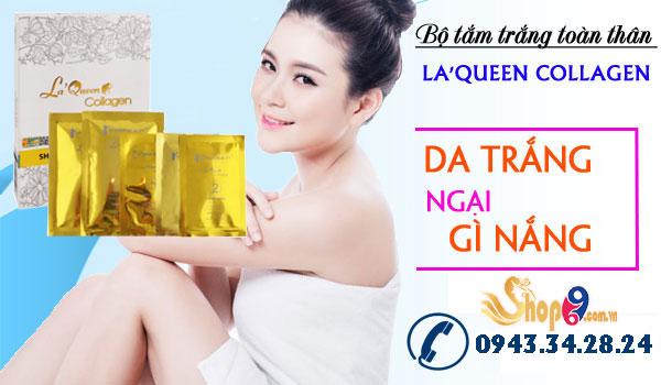 công dụng La'Queen Collagen