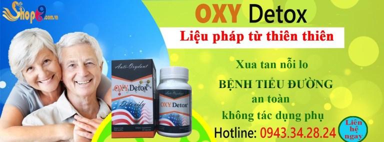 oxy detox, oxy detox có hiệu quả không