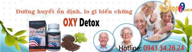oxy detox là gì, oxy detox