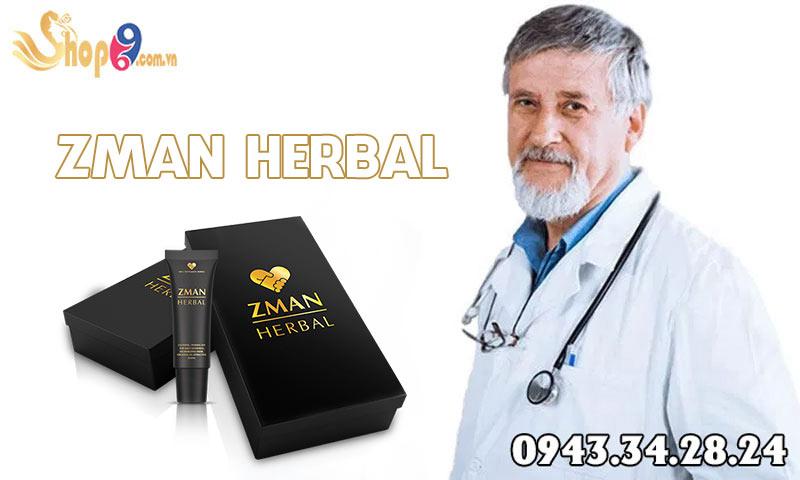 Zman herbal
