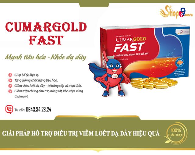 công dụng cumargold-fast