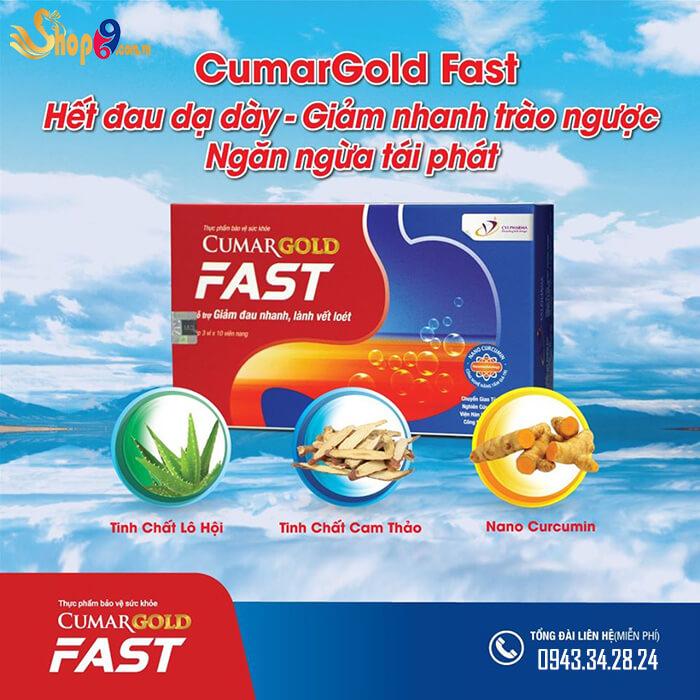 thành phần cumargold-fast