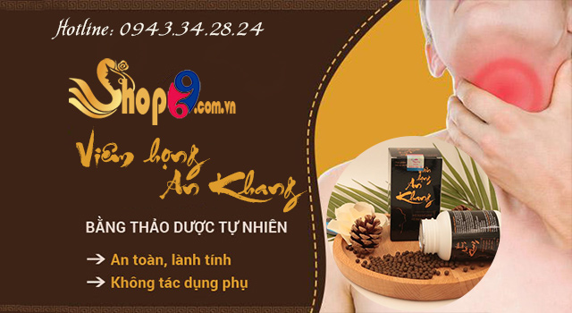 Viêm họng An Khang