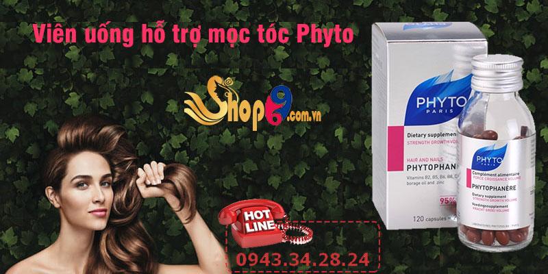Viên uống hỗ trợ mọc tóc Phyto