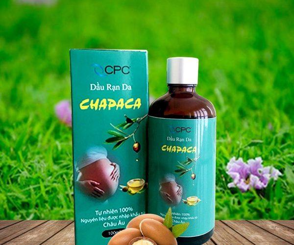 """Chapaca sản phẩm """"HOT 2020"""" ngừa và chữa trị rạn da tốt nhất"""