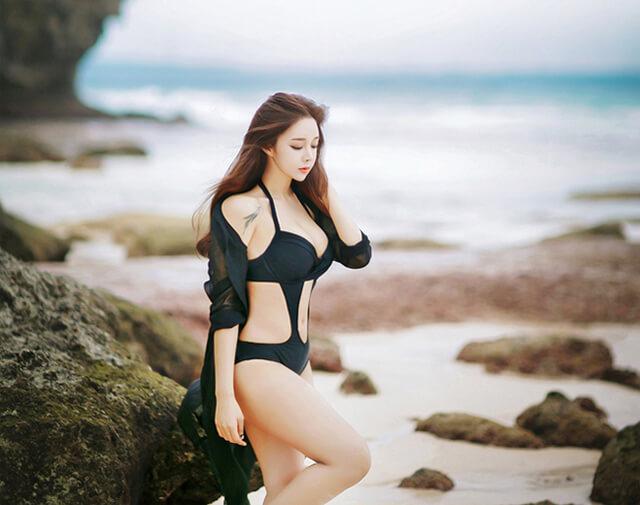 gái đẹp bikini
