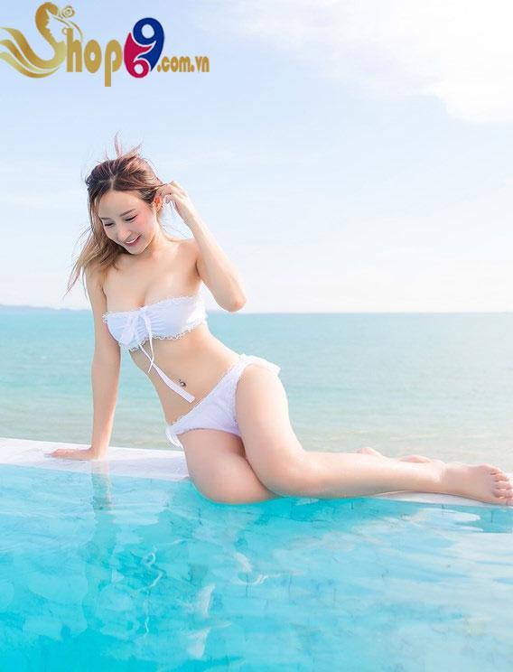 hình gái xinh bikini