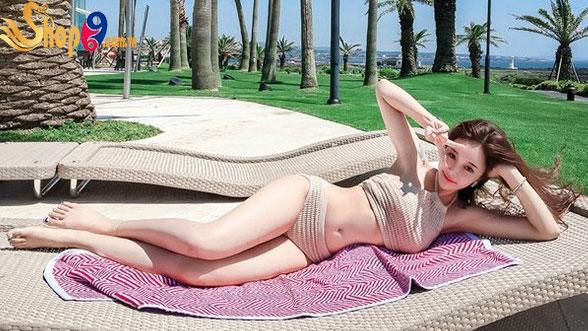 """Gái Xinh Bikini – Tuyển tập gái xinh tắm biển cực đẹp trên """"Nước"""""""
