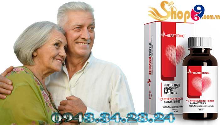 heart tonic điều trị hạ đường huyết , cao huyết áp