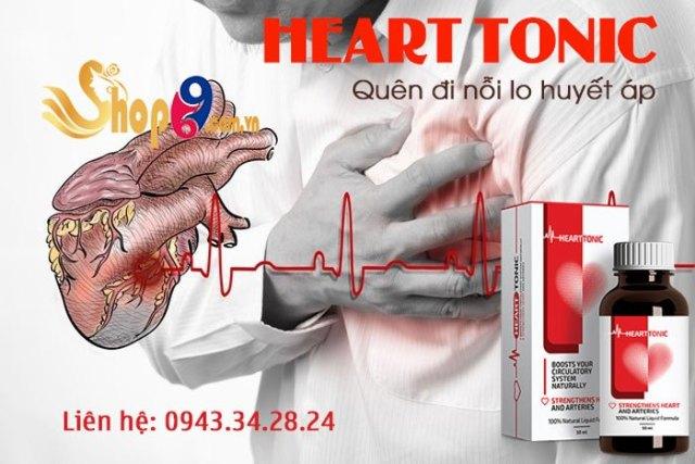 heart tonic có tốt không ?