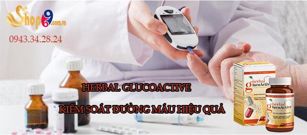Đối tượng sử dụng viên uống Herbal GlucoActive