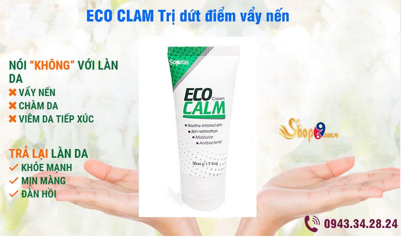 Công dụng Eco Calm