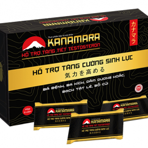 Viên ngậm tăng cường sinh lực Kanamara