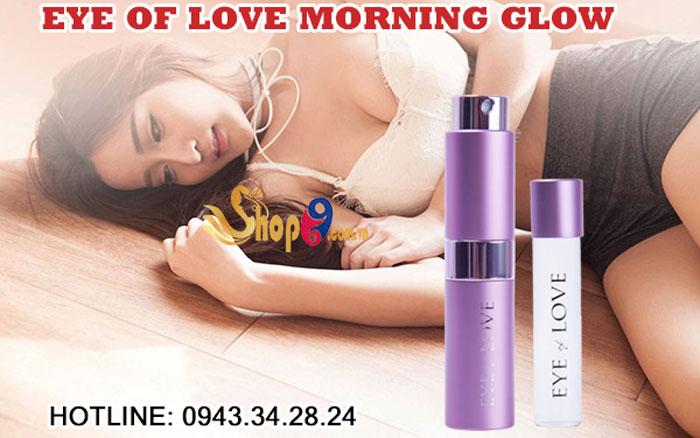 Eye Of Love Morning Glow-10