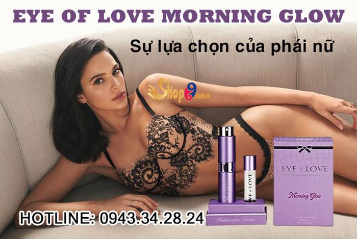 Eye Of Love Morning Glow-2