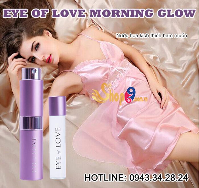 Eye Of Love Morning Glow-8