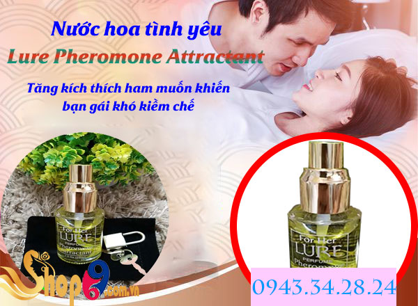 Lure Pheromone Attractant