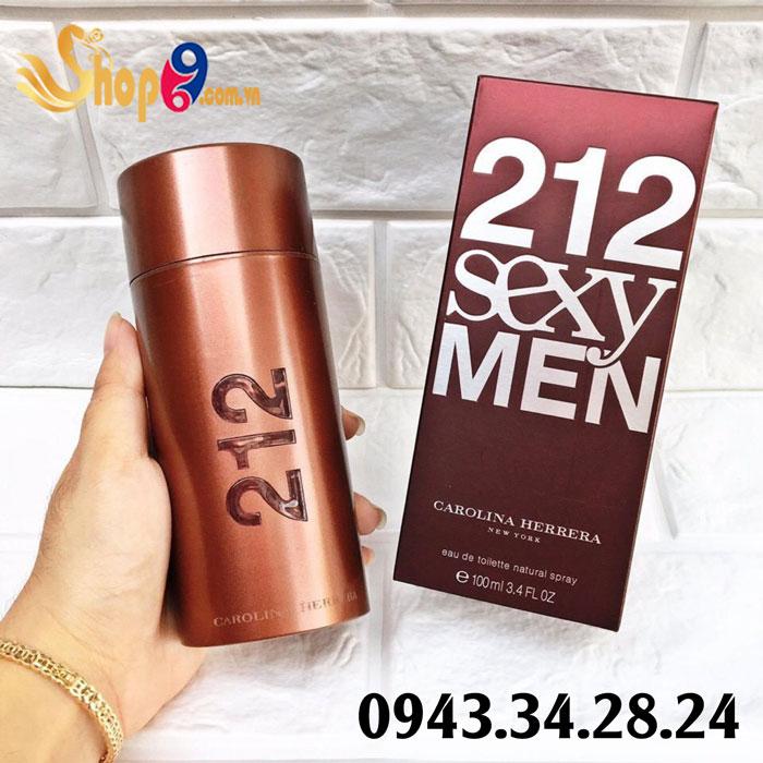 Nước hoa tình yêu 212 Men kích thích ham muốn phái nữ cực mạnh