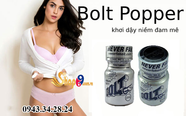 Nước hoa tình yêu Bolt Popper