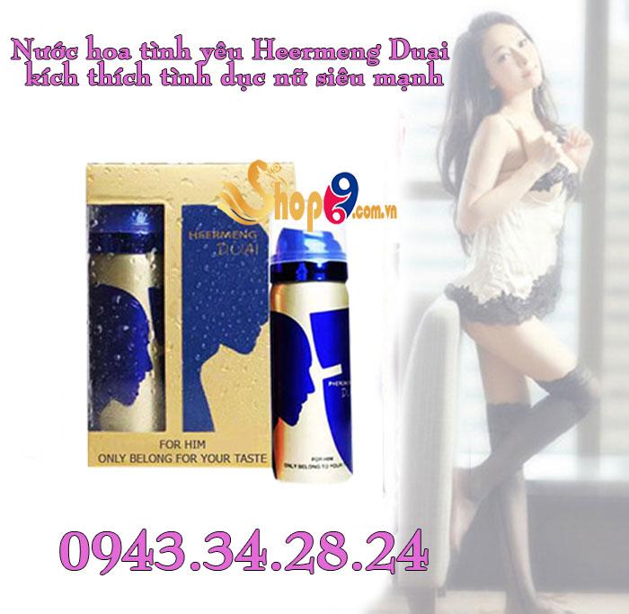 Thông tin chi tiết nước hoa tình yêu Heermeng Duai