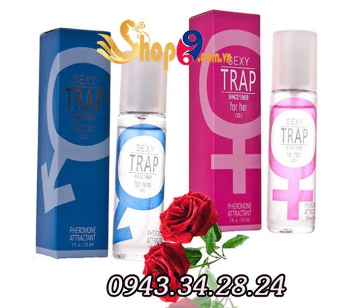 Ưu điểm của nước hoa tình yêu Sexy Trap For Her
