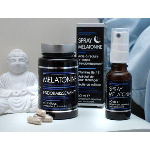 Thuốc xịt giúp an thần ngủ ngon và tăng kích thích tình dục nữ siêu mạnh mẽ Spray Melatonine