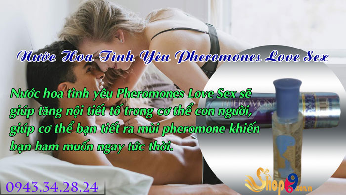 Pheromones Love Sex