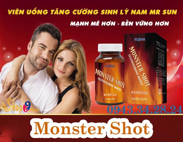 monster shot