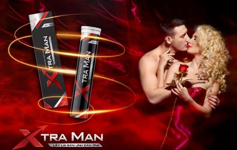 [Review] Xtra Man – Phúc tinh của đàn ông yếu sinh lý | Mua ở đâu?