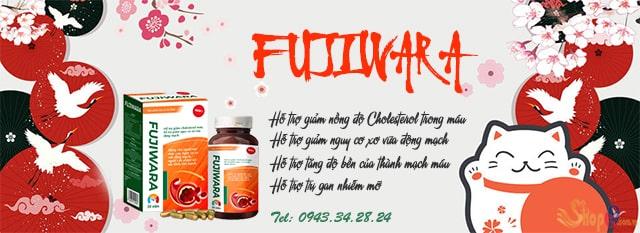 fujiwara có tác dụng gì
