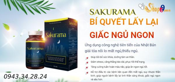 Sakurama được xem là sản phẩm gì?