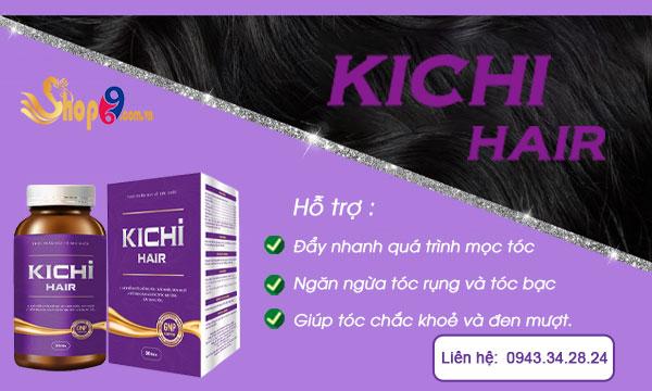 Công dụng Kichi Hair