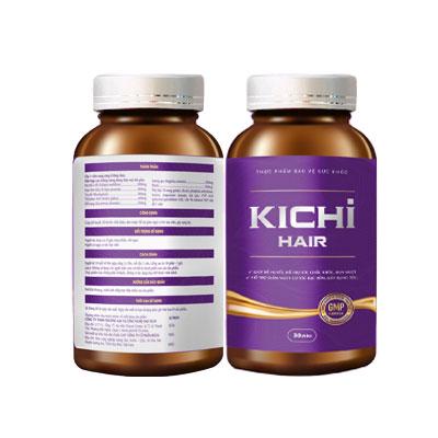 Sản phẩm ngừa rụng tóc Kichi Hair