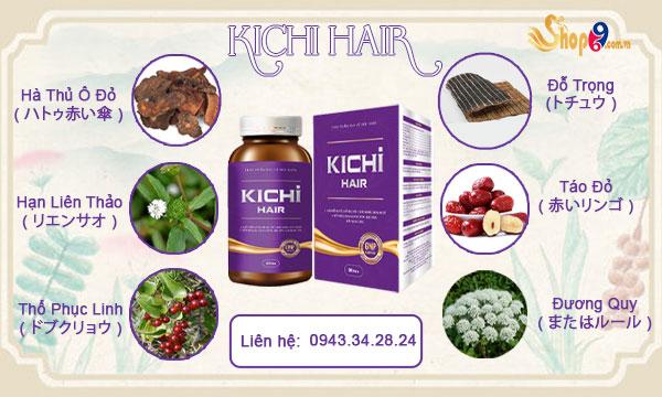 Thành phần Kichi Hair